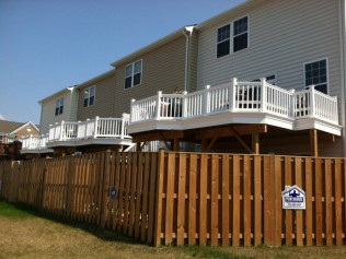 Deck Construction in Woodbridge, VA