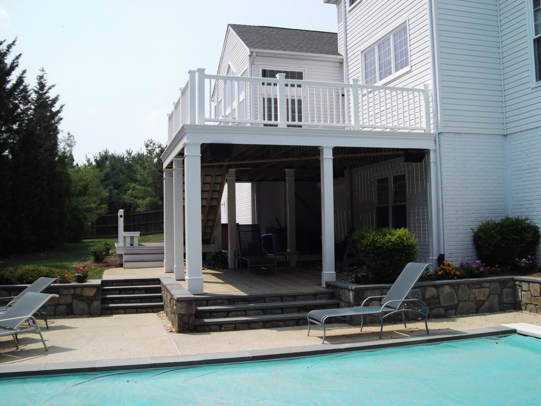 Interested in a low-maintenance decking option?