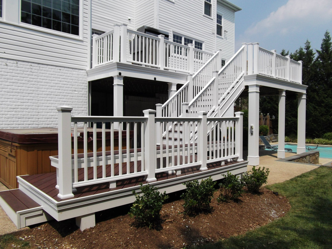 Our goal is to design and build a deck that fits your lifestyle and your budget.